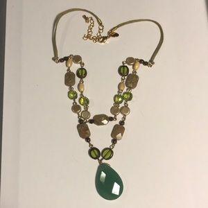 Sanibel Lia Sophia necklace